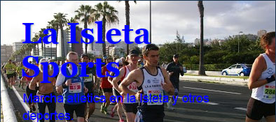 Blog de Adrián Carballo - La isleta Sports